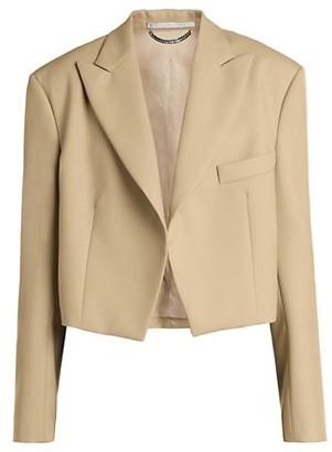 Stella McCartney Adley Cropped Jacket