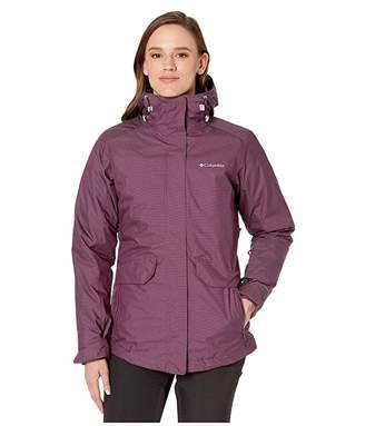 Columbia Emerald Lake II Interchange Jacket