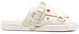 Visvim Christo open-toe sandals