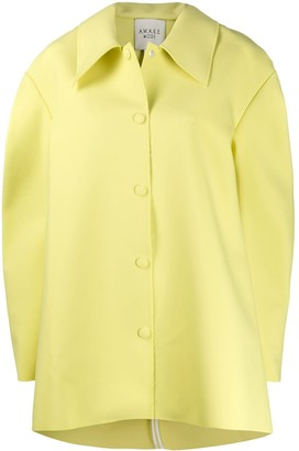 A.W.A.K.E. Mode Oversized Shirt Jacket