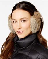 Surell Velvet Band Rabbit Fur Earmuffs