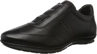 Geox Men's Uomo Symbol C Oxfords