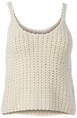 ASTR the Label Women's Sleeveless Knit Ferry Top