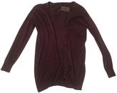 Miu Miu Purple Cotton Knitwear