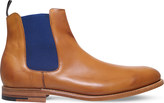 Barker Hopper leather Chelsea boots