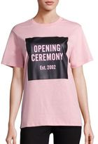 Opening Ceremony Cotton Graphic Tee