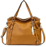 Jessica Simpson Camile Studded East/West Tote