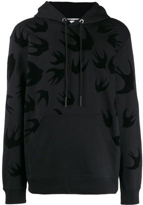 McQ Flock Swallow hoodie