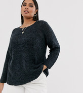Junarose round neck sweater