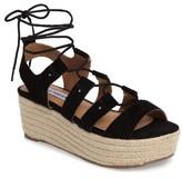 Steve Madden Women's Brayla Wedge Sandal