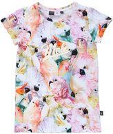 Molo Rhian Cockatoo Cotton Jersey T-Shirt