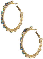 Sorrelli Multicolor Hoop Earrings