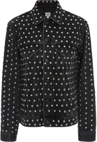 Citizens of Humanity Crista Studded Denim Jacket
