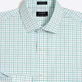 J.Crew Mercantile Plaid flex wrinkle-free dress shirt