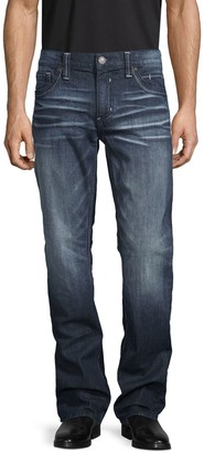 Affliction Straight-Fit Jeans