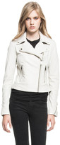 LAMARQUE - Donna Motorcycle Jacket In White