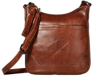 Frye Melissa Swing Pack (Beige) Cross Body Handbags