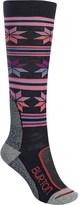 Burton Ultralight Snowboard Socks - NanoGLIDE-Merino Wool, Over the Calf (For Women)