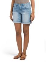 Booty Shaper Bermuda Shorts