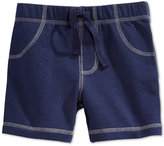 First Impressions Baby Boys' Knit Shorts, Only at Macy's