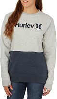 Hurley One&only Blocked Fleece Sweatshirt