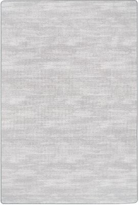 "Subtle Gray Area Rug Milliken Rug Size: Runner 2'1"" x 7'8"""