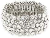 Carolee Broadway Lights Beaded Stretch Bracelet