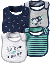 Carter's 4-Pack Teething Bib