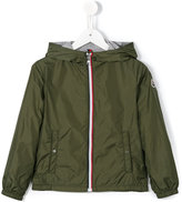 Moncler zipped jacket - kids - Cotton/Polyamide - 6 yrs