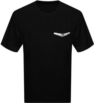 Moose Knuckles Loose Fit Ramsay T Shirt Black
