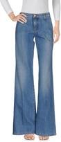Blumarine Denim pants - Item 42559880