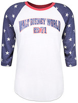 Disney Walt World Raglan T-Shirt for Adults