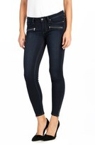 Paige TRANSCEND Jane Zip Ultra Skinny Jeans (Dayton)