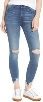 DL1961 Women's Farrow Instaslim High Waist Ankle Skinny Jeans