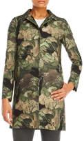 Mantu Tree Single-Breasted Coat