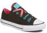 Converse Girl's Chuck Taylor All Star 'Loopholes' Low Top Sneaker