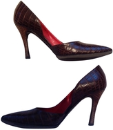 Celine Brown Heels