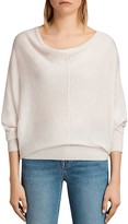 AllSaints Elgar Merino Wool Sweater