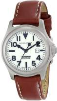 Momentum Women's 1M-SP01W3 Atlas Dial Brown Nautica Leather Watch