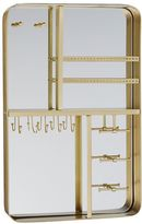 Brass Jewelry Organizer