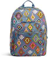Vera Bradley Iconic Deluxe Campus Backpack