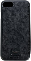 Dolce & Gabbana calf leather phone case - men - Calf Leather/plastic - One Size