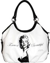 Monroe Women's Marilyn Forever Beautiful Handbag MR815