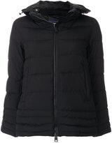 Herno zipped puffer jacket