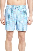 Original Penguin Men's Reversible Swim Trunks.