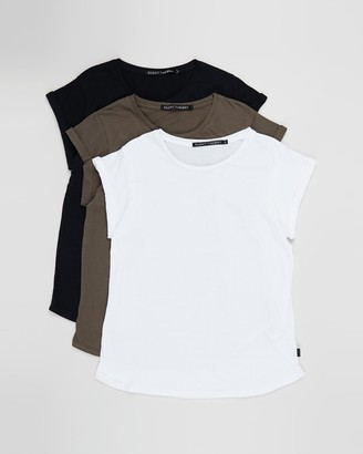 Silent Theory Lucy Tee 3-Pack