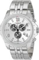 Akribos XXIV Men's AK659SS Ultimate Analog Display Swiss Quartz Watch