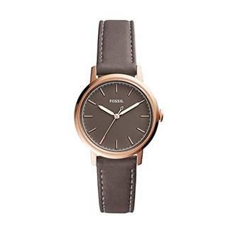 Fossil Women's Neely Quartz Leather Watch