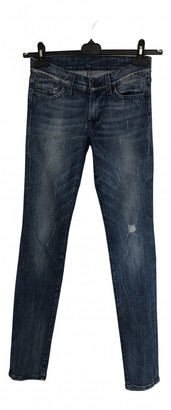 Joseph Blue Cotton - elasthane Jeans