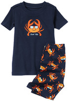Gymboree Cool Crab Shortie Two-Piece Gymmies®